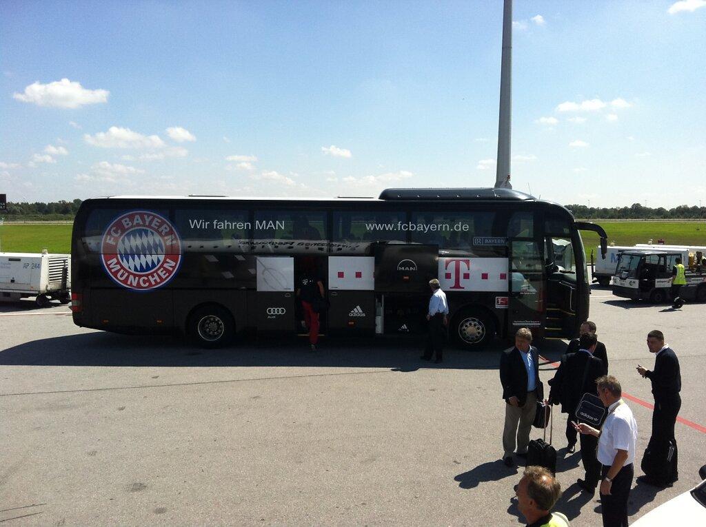 02.08.2011 München | FC Bayern Charter