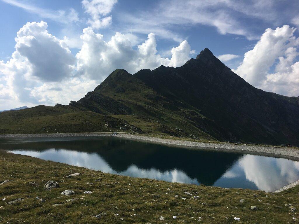 08.08.2018 Doppelte Berge
