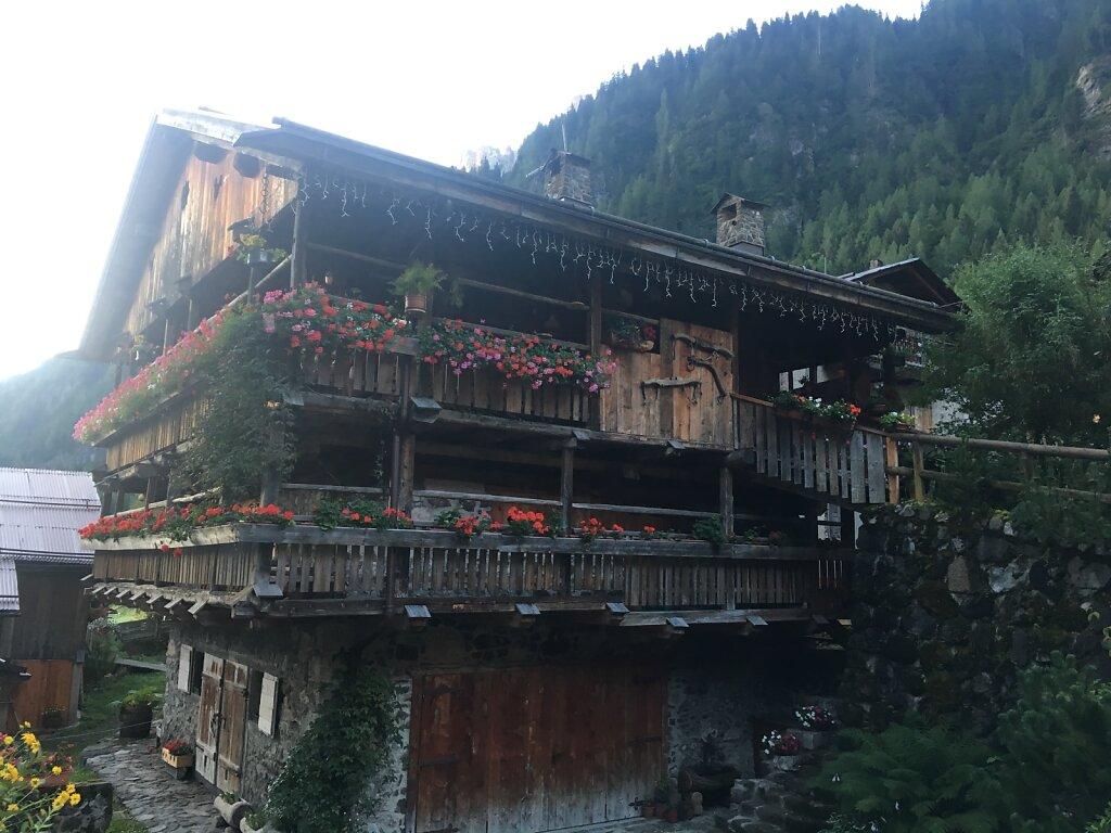 15.08.2018 Bergromantik in Sottoguda