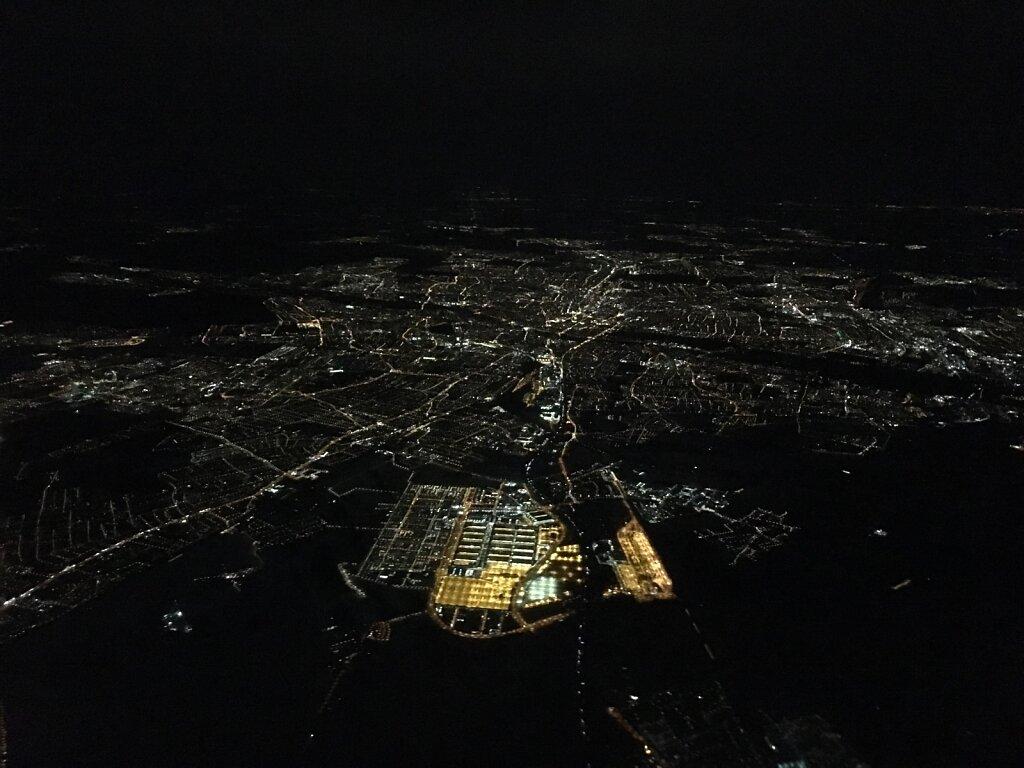 16.01.2019 München - Ancona | München @night