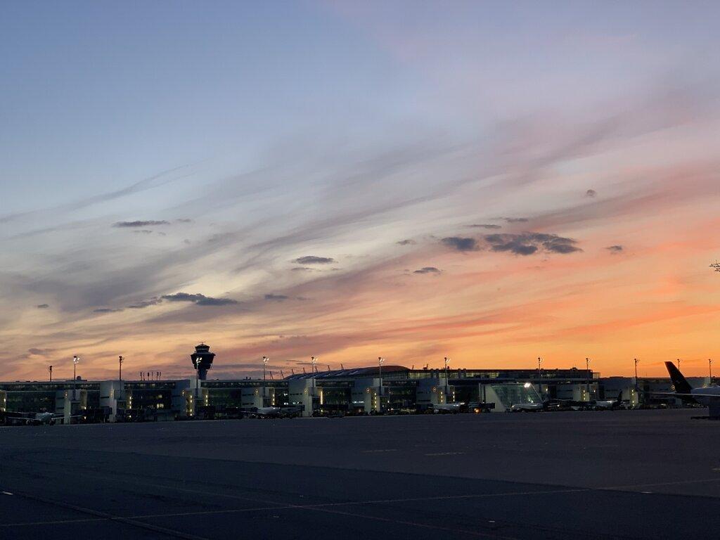 13.07.2020 München | Airport-Romantik