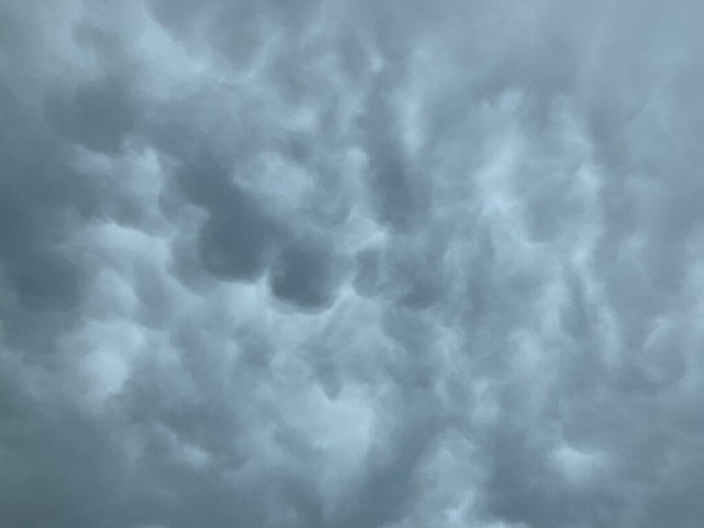 24.06.2021 Sibiu - München | Gewitter über München