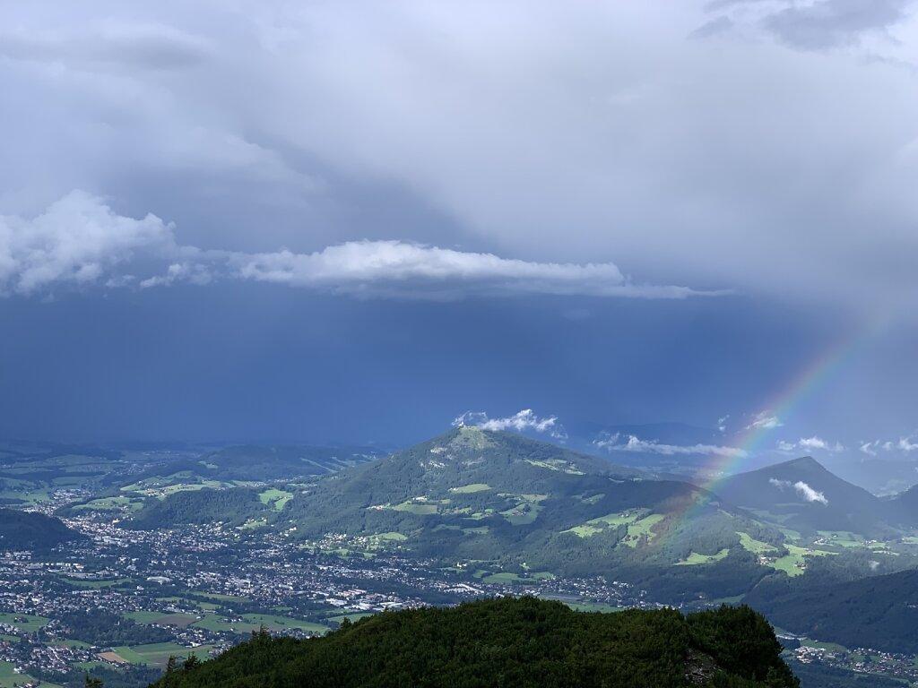 03.08.2021 Salzburg verregnet