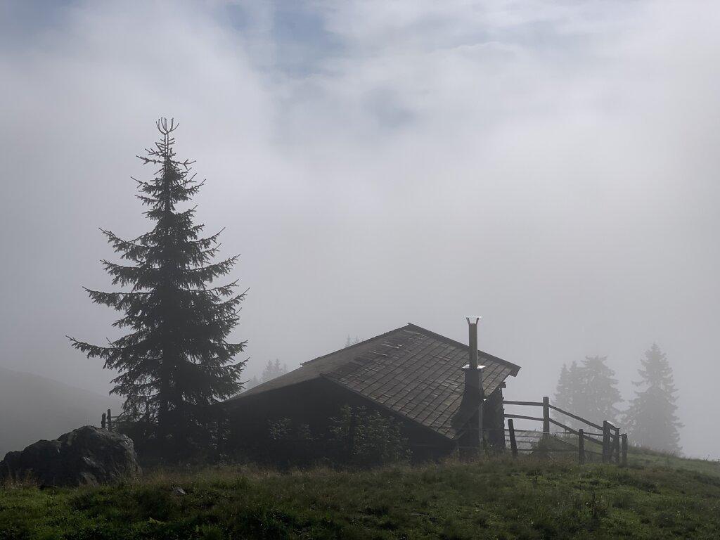 09.08.2021 Idylle über den Wolken