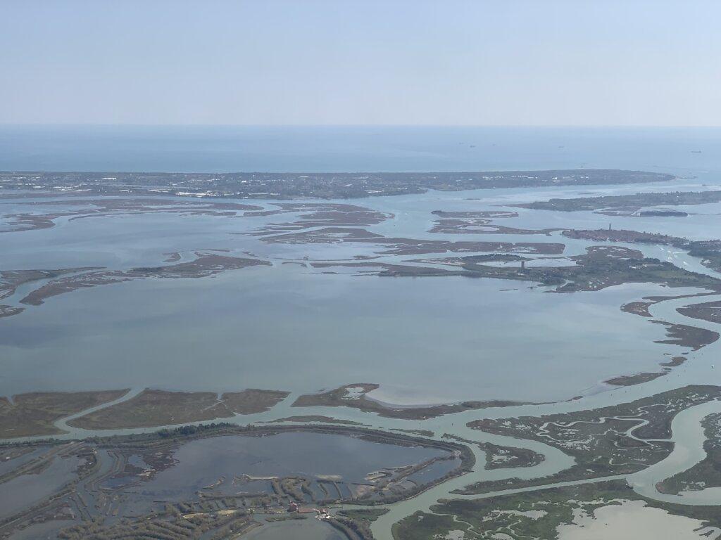 02.09.2021 Der Abflug von Venedig